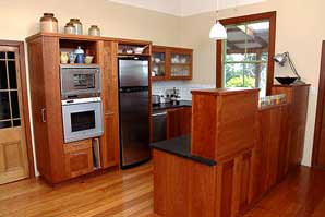 Natural Kitchens New Zealand | natural home kitchen